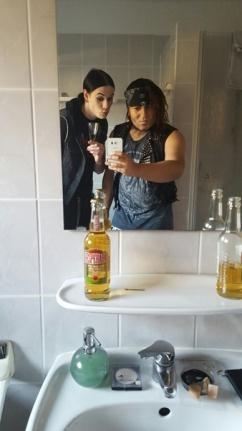 poser spiegel