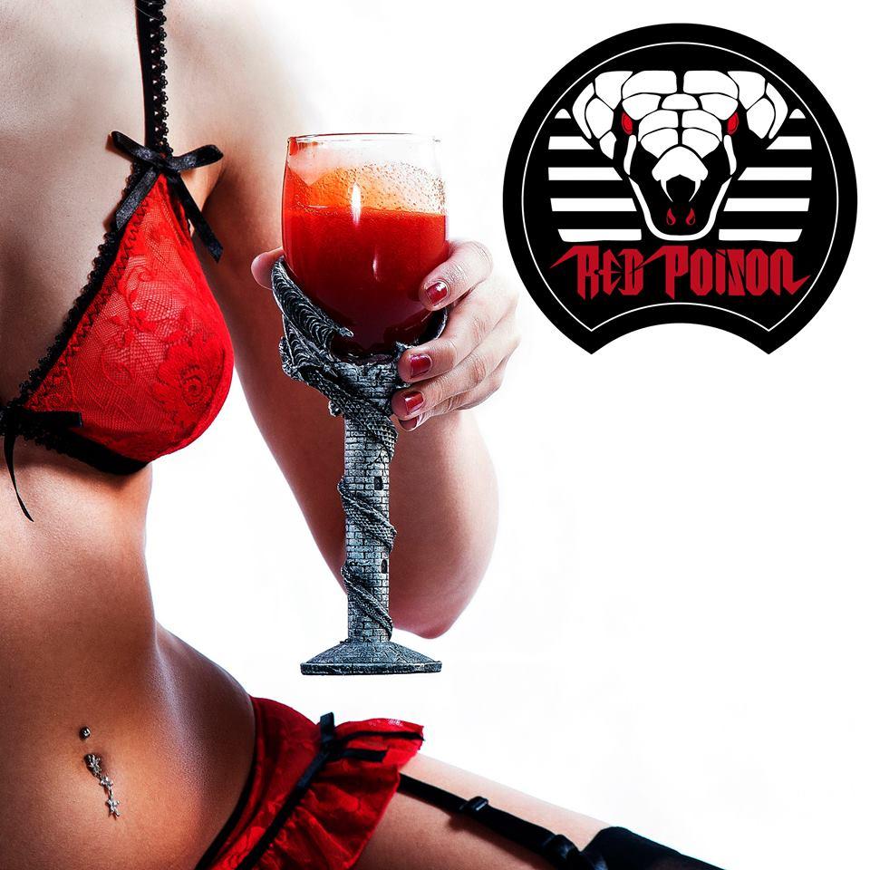 red poison album cover
