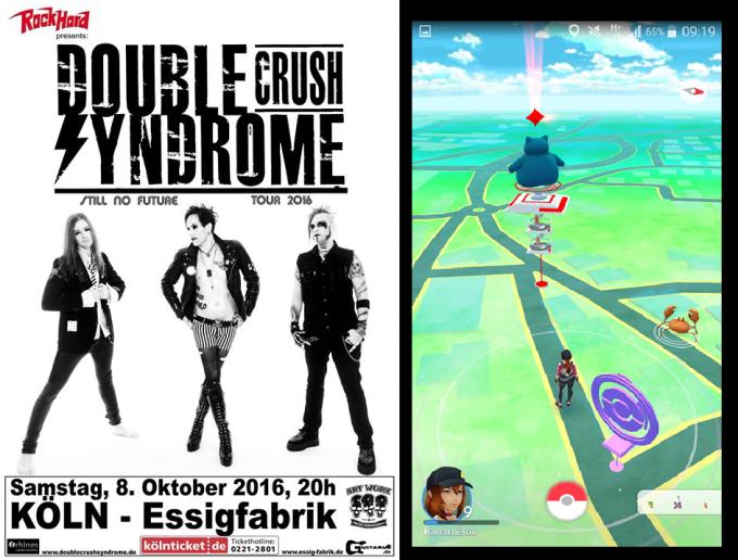 pokemon go band promotion