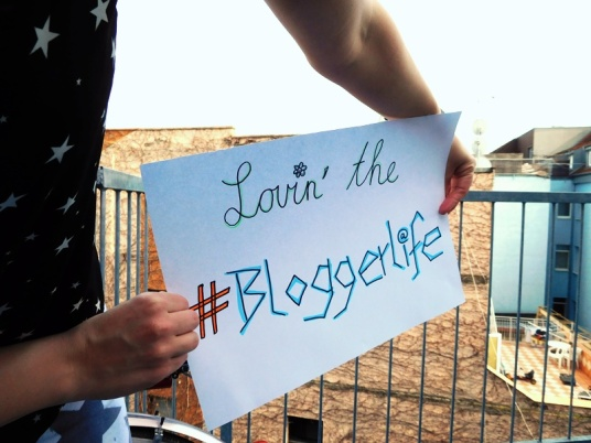 bloggerlife schild
