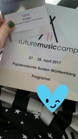 future music snap