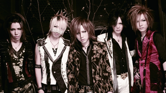 the gazette_visual kei