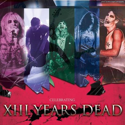 13 years dead