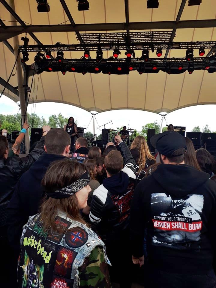 rock hard festival bühne