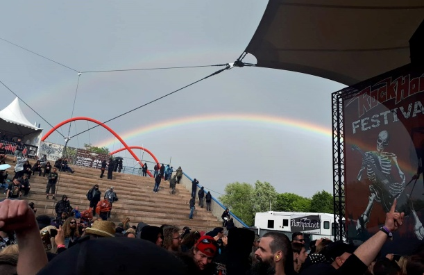 rock hard rainbow